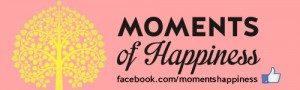 Moments of Happiness on Facebook