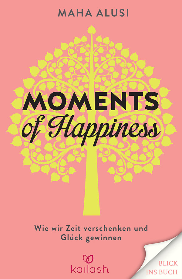 Moments of Happiness by Maha Alusi Cover
